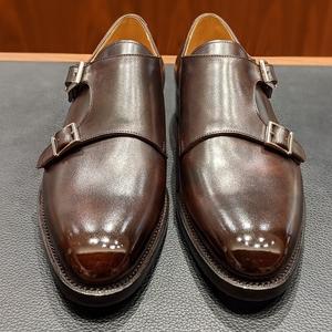 【ミッドランドスクエア店】お客様お誂え靴