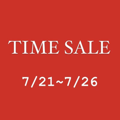 【二子玉川店】-TIME SALE-セール品がさらにお求めやすく!!