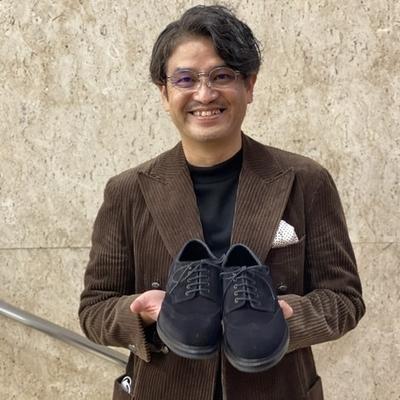 【伊勢丹新宿店】金坂誂え靴 ~兼六郎~
